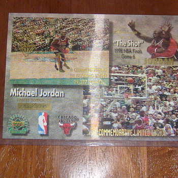 MICHAEL JORDAN 5X7  - Basketball