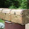 Another Bent Wood Suitcase