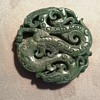 Dragon Pendant From Bev