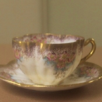 China Or Porcelain?  Demitasse set