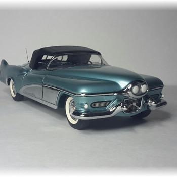 1951 LeSabre Concept Die Cast Replica - Model Cars