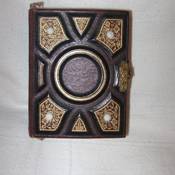 Antique Photograph Album - Books
