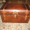 Portfolio Sole Leather Trunk
