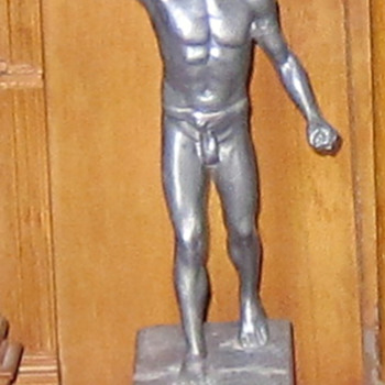 1936 Olympic Trophy - Outdoor Sports