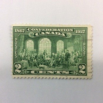 Canadian stamp - Stamps