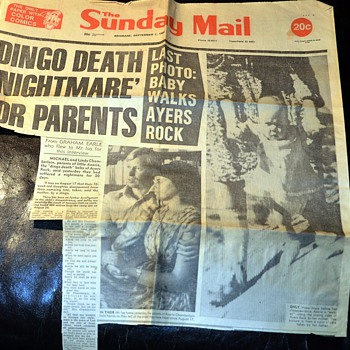 Brisbane Sunday Mail - Sept 7, 1980 - Paper