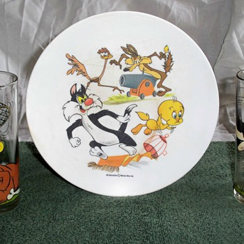 Cartoon Characters Collection - China and Dinnerware