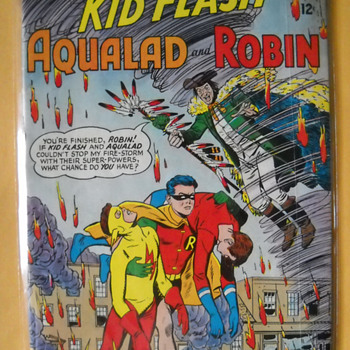 Brave and the Bold #54 1st Teen Titans found in pawn shop