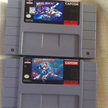 For video game lovers. SNES games  - Games