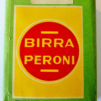 Birra Peroni Italian Cigarettes
