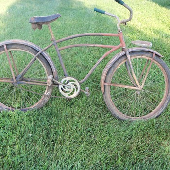 Huffman bicycle