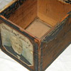 Antique Charles Denby, Toledo OH, Cigar Box