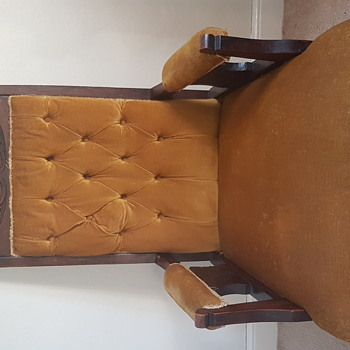 Help with my chair please...