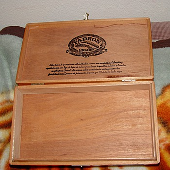 PDRON Cigar Box