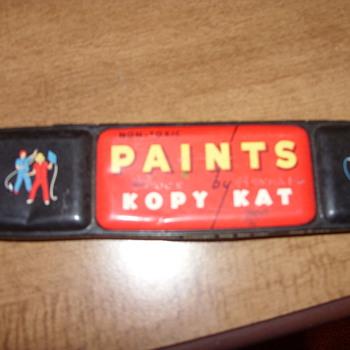 non - toxic paints by kopy kat