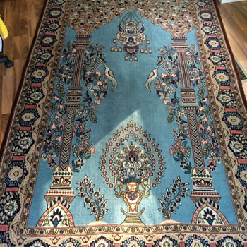 Made in Iran Rug - Rugs and Textiles