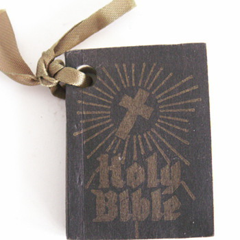 A Micro-Mini Bible - Books