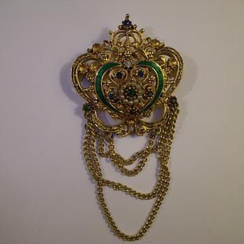1930's & 1950's Costume Jewelry - Costume Jewelry