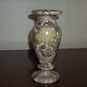 Marble vase
