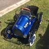 Bushells pro mo pedal car