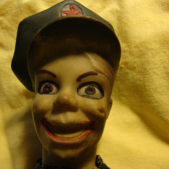 Dany O'Day 1952 Puppet