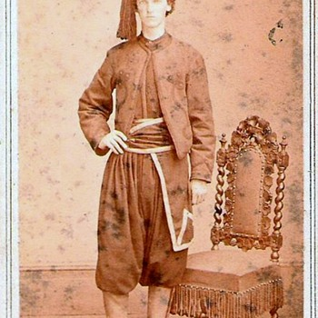 Civil War Zouave ?? - Photographs
