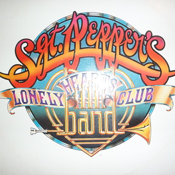SGT. Peppers lonely heart club band - Records