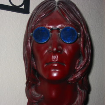 John Lennon head - Music