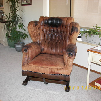 Grandpa's chair - Furniture