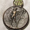 Battle of Yser, Belgian World War I Medal, circa 1918