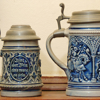 Golf stein Prizes 1904 - Outdoor Sports