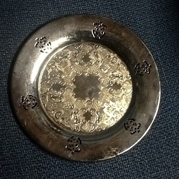 Silver Plate ? - Sterling Silver
