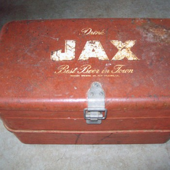 Jax Beer Ice Chest