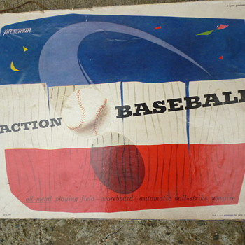 action baseball game - Games