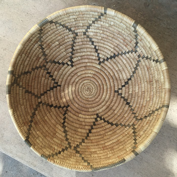 Native American Basket Info?