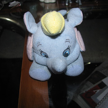 New Dumbo Plush