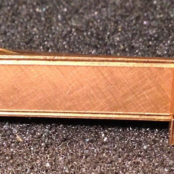 GE Service Award Tie Clip - Accessories