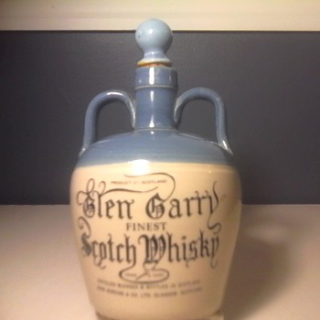 Glen Garry Finest Scotch Flagon