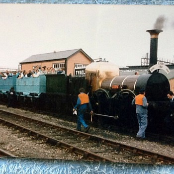 1988-Birmingham-tyseley railway museum-1838-1988. - Photographs