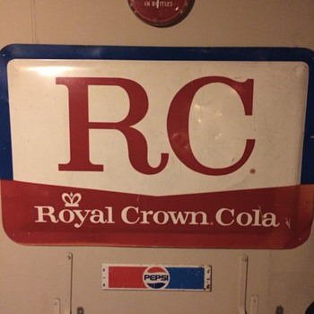 RC Cola - Signs