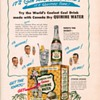 1950 Canada Dry Advertisement