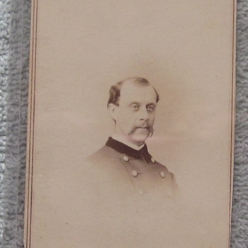 Col. John Ward, 8th Connecticut Regiment.