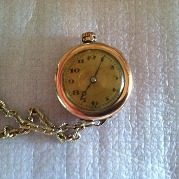Vintage pocket watch - Swiss Civic Watch Co. - Pocket Watches