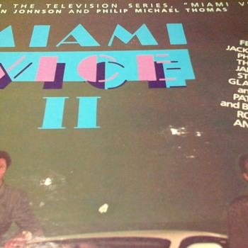 Miami Vice ll Soundtrack