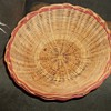 Mavis Doering woven Cherokee Basket