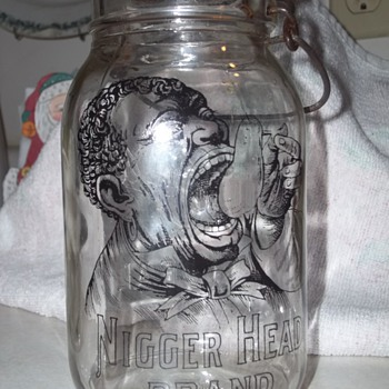 """N*$#&*"" Head Brand Oyster Jar - Kitchen"