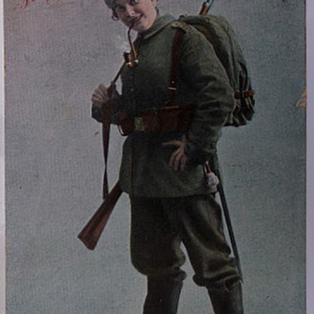 WW1 German Postcards