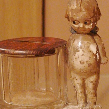 Kewpie Bank  GEO BORGFELDT & CO NY