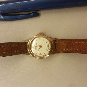 My favourite watch bought from op shop for 10 dollars