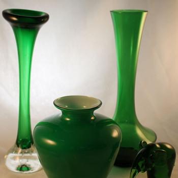 Lá Fhéile Pádraig sona daoibh - Art Glass